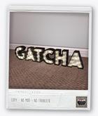 . BLUSH . Gatcha Sign Mesh With Lights [PROMO]