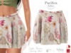 Pacifica Fashion - Sofia Flowers Spring Skirt - Belleza, Maitreya, Slink
