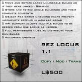 Omega Rez Locus 1.2