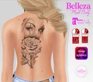 TSB ::: Tattoo pink eyes