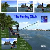 The Fishing Chair (crate)