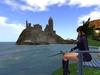 The fishing chair 007