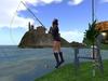 The fishing chair 009