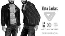 ILLI - [MeshProject,Physique,Signature Gianni,Classic] Moto Jacket DEMO