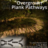 [DDD] Overgrown Plank Pathways