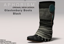 !APHORISM! Glastonbury Boots - Black
