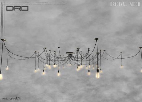 -DRD- industrial lights - strings'n' Bulbs