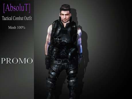 [AbsoluT] - Tactical Combat Outfit
