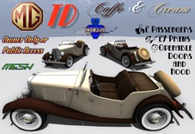 MG TD Coffe & Cream - OWNER ONLY OR PUBLIC ACCESS