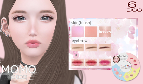 [Luv:Ya] MOMO skin applier (for 6DOO)