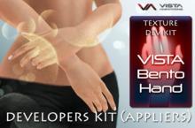 TEXTURE DEVELOPERS KIT FOR VISTA BENTO PROHAND v1.2
