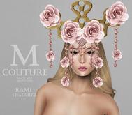 [Modern.Couture] Jewelry - Rami Headpiece