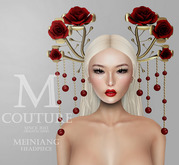 [Modern.Couture] Jewelry - Meiniang Headpiece