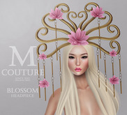 [Modern.Couture] Jewelry - Blossom Headpiece
