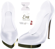 Eva Stiletto heels: MAITREYA - BELLEZA - SLINK / White
