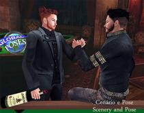 .:GB POSES:. Billiards 01