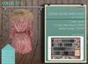 "Addams Military Parka Mesh Jacket ""Cristina"" for Women's #4"
