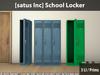 [satus Inc] School Locker