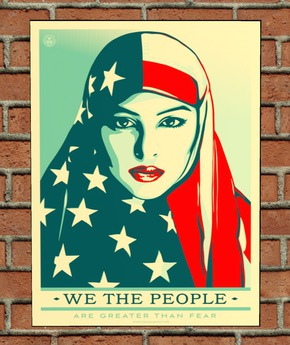 We The People Are Greater Than Fear