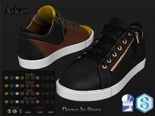 .::Arkan::. Shoes Daring