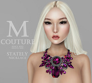 [Modern.Couture] Jewelry - Stately Necklace