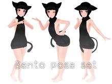 [FP] Bento pose set