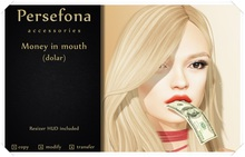 Persefona Money in Mouth (dolar)