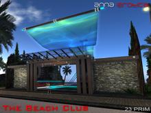 Anna Erotica - The Beach Club