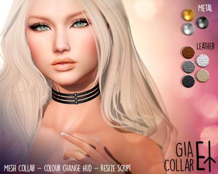 Euphorie - Gia Collar