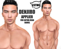 ::LV:. Denjiro Applier for Catwa Head Daniel