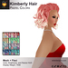 A&A Kimberly Hair Pastel Colors Pack. Mesh + Flexi medium womens hairstyle