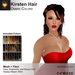 A&A Kirsten Hair Ombre Colors Pack. Mesh + Flexi medium womens hairstyle