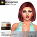 A&A Brenda Hair Variety Colors Pack. Mesh womens medium hairstyle