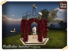 MistlestoeSummer IronGazebo ♥ NEW Chez Moi