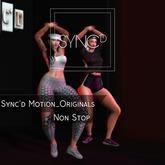 Sync'd Motion__Originals - Non Stop Pack