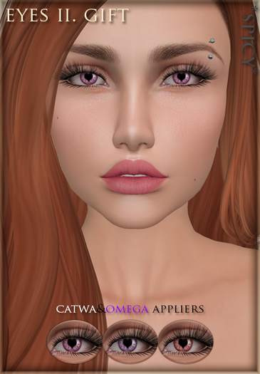 Catwa&Omega Eyes Valentine's day gift by *Spicy*