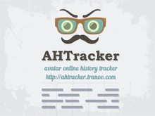 AH Tracker — avatar online history tracker (web monitoring)