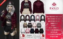 Ibela Store - Puffer Jacket Alisha