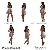 Verocity - Poetic Pose Set