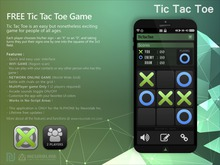 [FREE] Tic Tac Toe (N.PHONE Games) [NeurolaB Inc.]