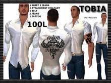 EB Atelier MEN- TOBIA DISCOUNT -Wear it quickly- italian designer
