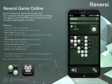Reversi (N.PHONE Games) [NeurolaB Inc.]