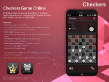 Checkers (N.PHONE Games) [NeurolaB Inc.]