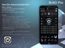 N-AO PRO - Next Gen AO.HUD (N.PHONE APP) [NeurolaB Inc.]