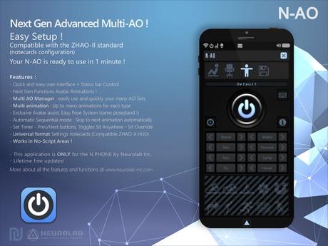 N-AO - Next Gen AO.HUD (N.PHONE APP) [NeurolaB Inc.]