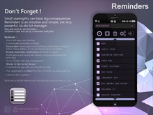 REMINDERS (N.PHONE APP) [NeurolaB Inc.]