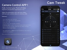 CAM TWEAK (N.PHONE APP) [NeurolaB Inc.]