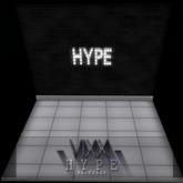 -VIXX- Mesh backdrop HYPE