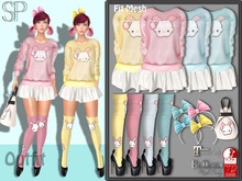 .:SP:. Kawaii Outfit v1.0