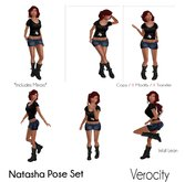 Verocity - Natasha Pose Set